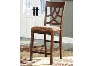 Leahlyn Upholstered Barstool (Set of 2)