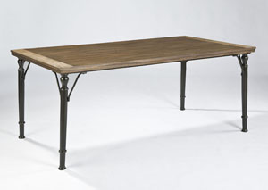 Tripton Rectangular Dining Table