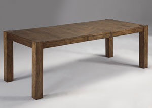 Birnalla Rectangular Extension Dining Table,Signature Design by Ashley