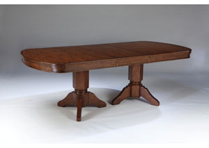 Chimerin Oval Extension Table