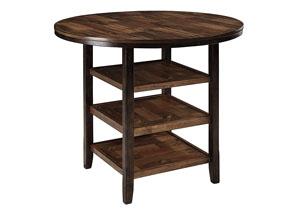 Moriann Round Counter Table