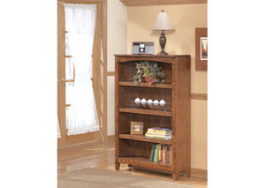 Cross Island Medium Bookcase,Signature Design by Ashley