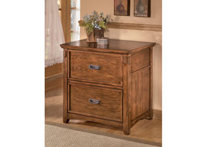 Cross Island Lateral File Cabinet