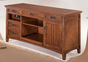 Cross Island Large Credenza,Signature Design by Ashley