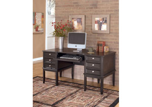 Carlyle Leg Desk w/ Storage