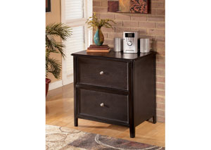 Carlyle Lateral File Cabinet,Signature Design by Ashley