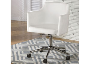 Baraga Swivel Desk Chair,Signature Design by Ashley