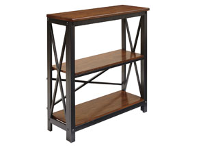 Shayneville Medium Bookcase,Signature Design by Ashley