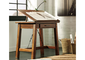 Shayneville Counter Height Drafting Desk