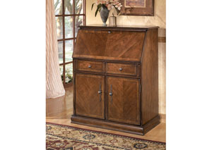 Hamlyn Drop Front Secretary Desk