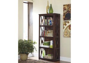 Devrik Bookcase