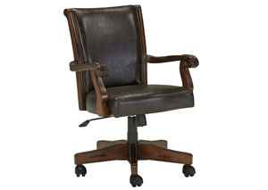 Alymere Swivel Desk Chair,Signature Design by Ashley