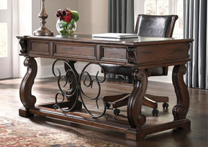 Alymere Desk,Signature Design by Ashley