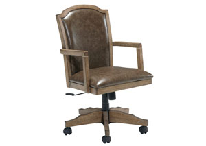 Tanshire Swivel Desk Chair,Signature Design by Ashley