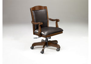Porter Swivel Desk Chair,Signature Design by Ashley