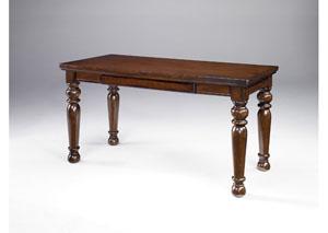 Porter Large Leg Desk