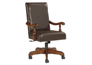 Gaylon Swivel Desk Chair