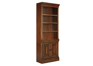 Gaylon Large Door Bookcase,Signature Design by Ashley