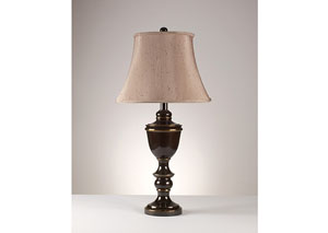 Glyn Metal Table Lamp (Set of 2)