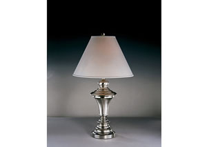 Almira Metal Table Lamp (Set of 2)
