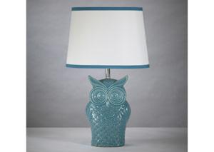 Sarva Ceramic Table Lamp
