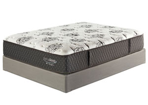 Mount Rogers Firm Queen Mattress w/ Foundation