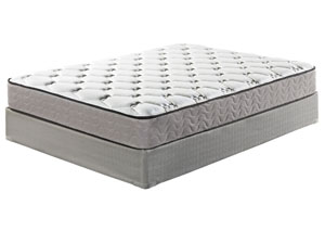 Longs Peak Firm Twin Mattress w/ Foundation