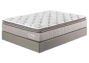 Mount Harvard Pillowtop King Mattress w/ Foundation