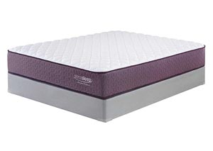 Limited Edition Firm Queen Mattress w/ Foundation,Sierra Sleep