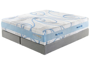14 Series Gel Queen Mattress w/ Foundation