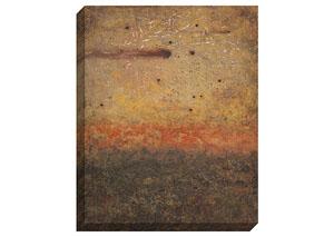 Bartleigh Tan/Brown/Orange Wall Art