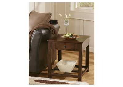 Marion Rectangular End Table,Signature Design by Ashley