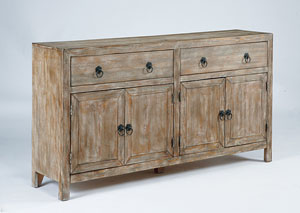 Rustic Accent Cabinet,Signature Design by Ashley