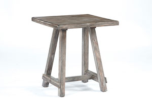Rustic Chairside End Table,ABF Signature Design by Ashley