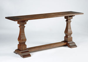 Rustic Console Table,ABF Signature Design by Ashley