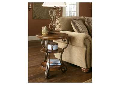 Nestor Chair Side End Table,Signature Design by Ashley
