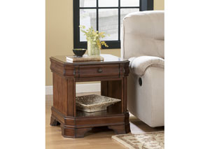 Hamlyn Rectangular End Table,Signature Design by Ashley