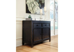 Gavelston Accent Cabinet,Signature Design by Ashley