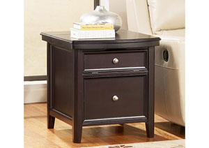Carlyle Chairside End Table