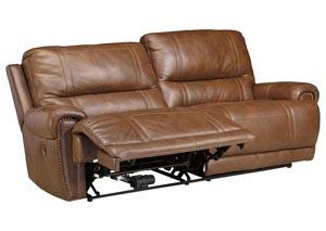 Paron Vintage 2 Seat Reclining Sofa