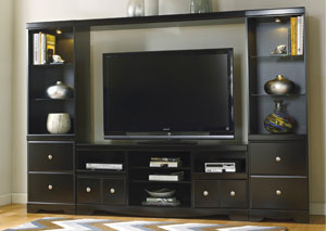 Shay Entertainment Center,Signature Design by Ashley
