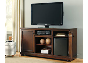 Porter Large TV Stand w/ Electric Cooler