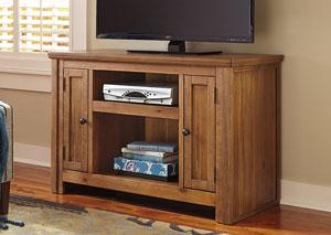 Macibery Grayish Brown TV Stand
