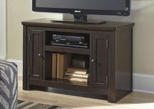 Garletti Dark Brown TV Stand
