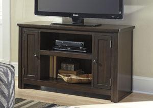 Garletti Dark Brown Medium TV Stand