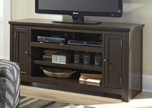 Garletti Dark Brown Large TV Stand