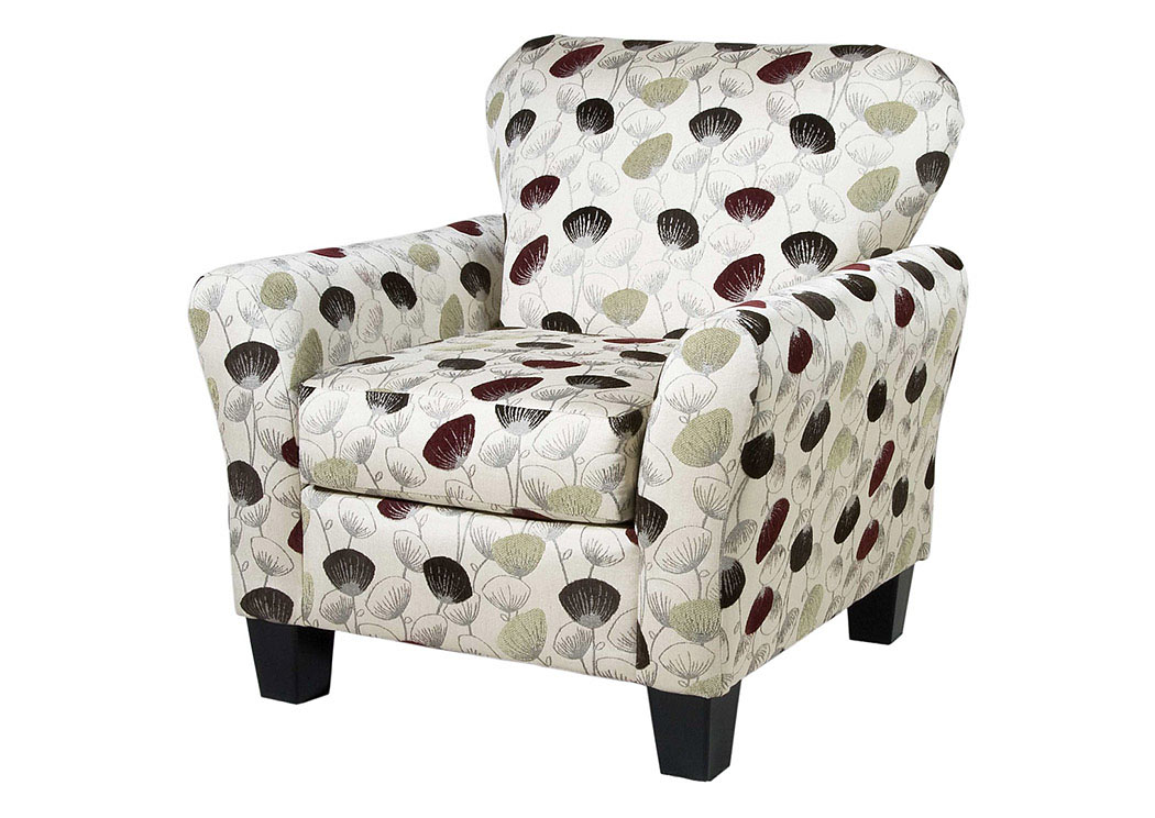 atlantic bedding and furniture roxanne rio accent chair