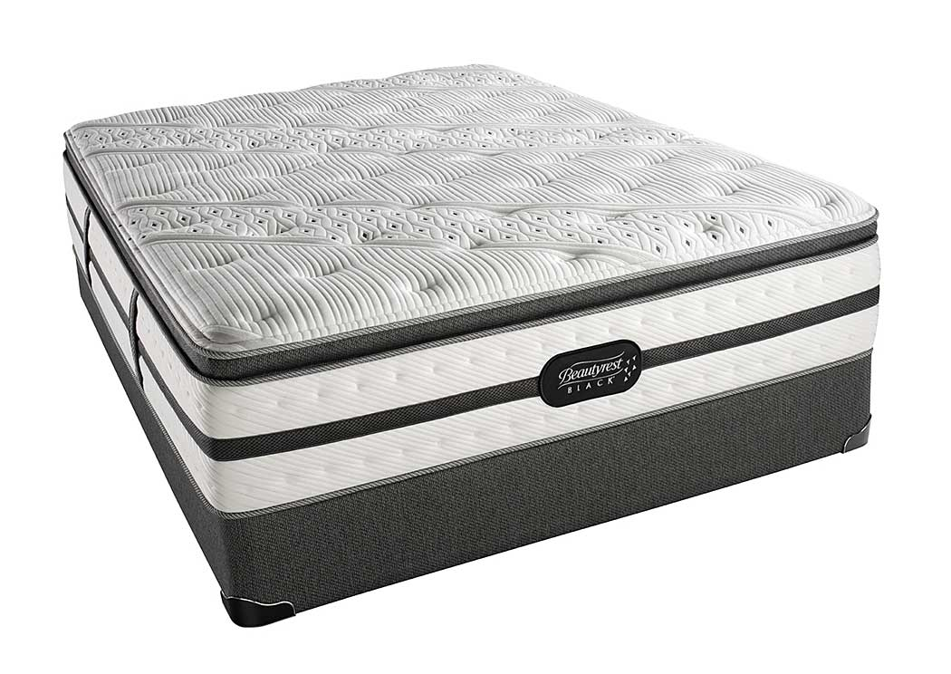 Atlantic Bedding And Furniture Charlotte Nc Beautyrest Black Evie Pillow Top Luxury Firm Full