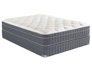 Bliss Euro Top Queen Mattress,ABF Corsicana
