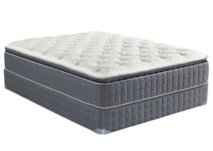 Exhilaration Pillow Top Queen Mattress,ABF Corsicana